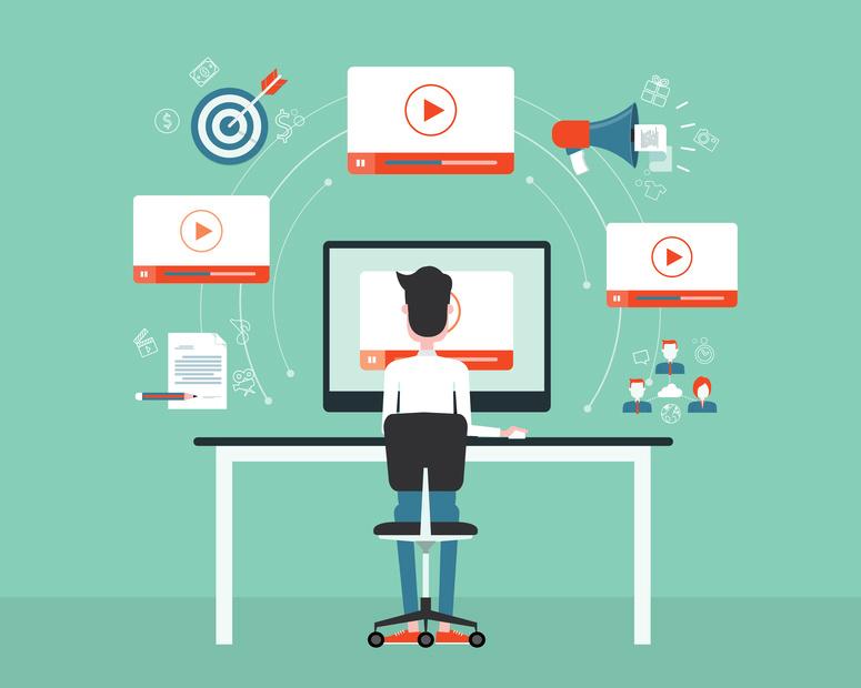 redimensionnement - vidéos - formats - réseaux sociaux