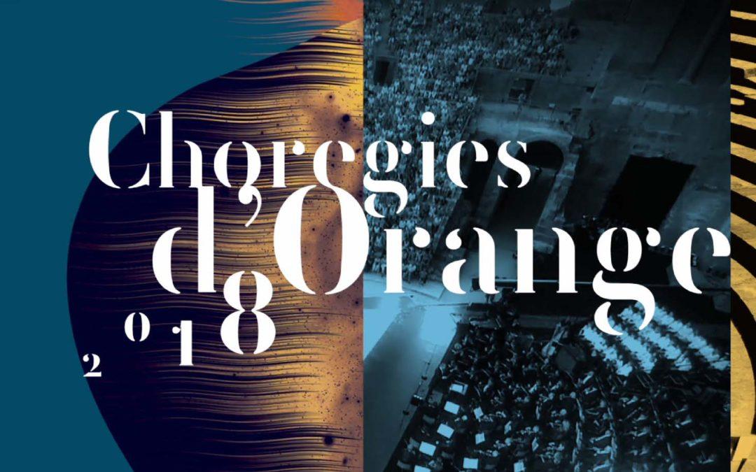 Les Choregies d'Orange 2018