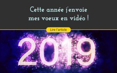 Envoyez vos vœux en vidéo !