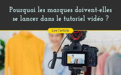 Entreprises, marques, se lancer dans le tutoriel vidéo