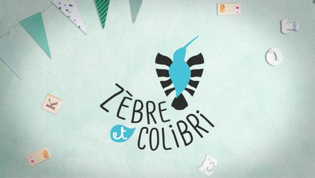 spot pour le web, vidéo difusée sur les réseaux sociauxRéalisation Zèbre & Colibri