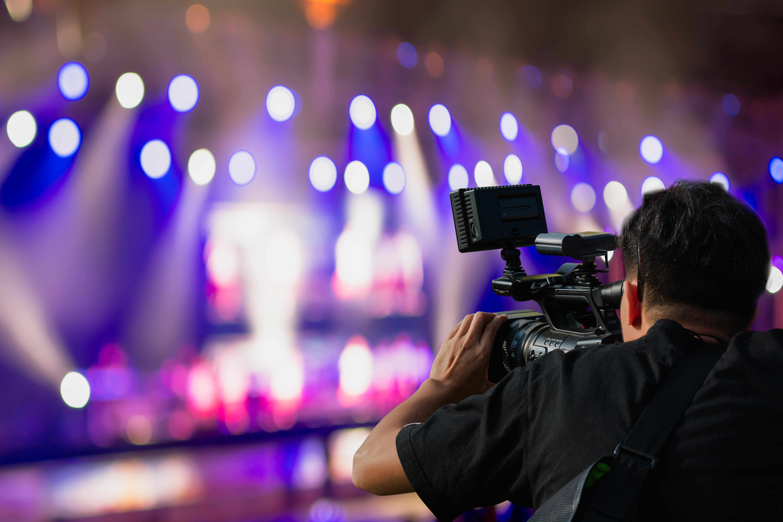 communiquer en vidéo sur sur événement