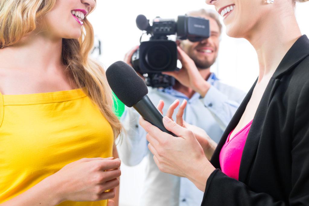 Interview vidéo client