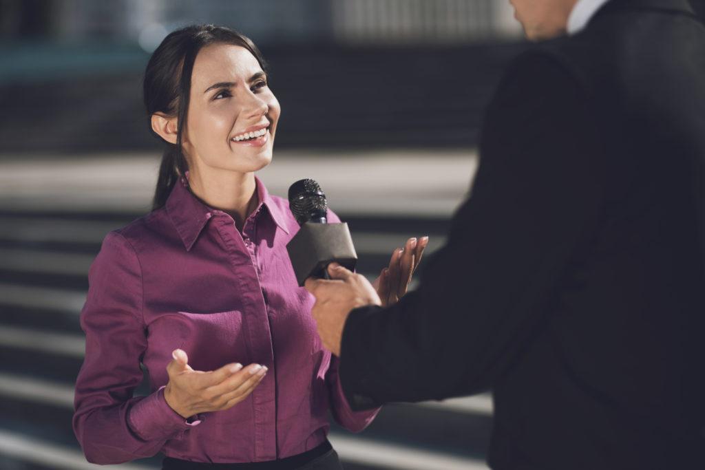 renforcer son image de marque avec l'interview vidéo client