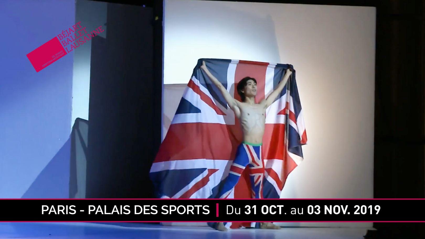 realisation d'un spot tv pour la campagne medias du bejart ballet lausanne arimedias est une agence sécialisée dans la réalisation de publicité tv