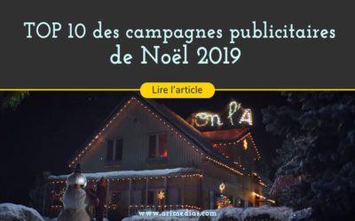 TOP 10 des campagnes publicitaires de Noël 2019 les plus créatives