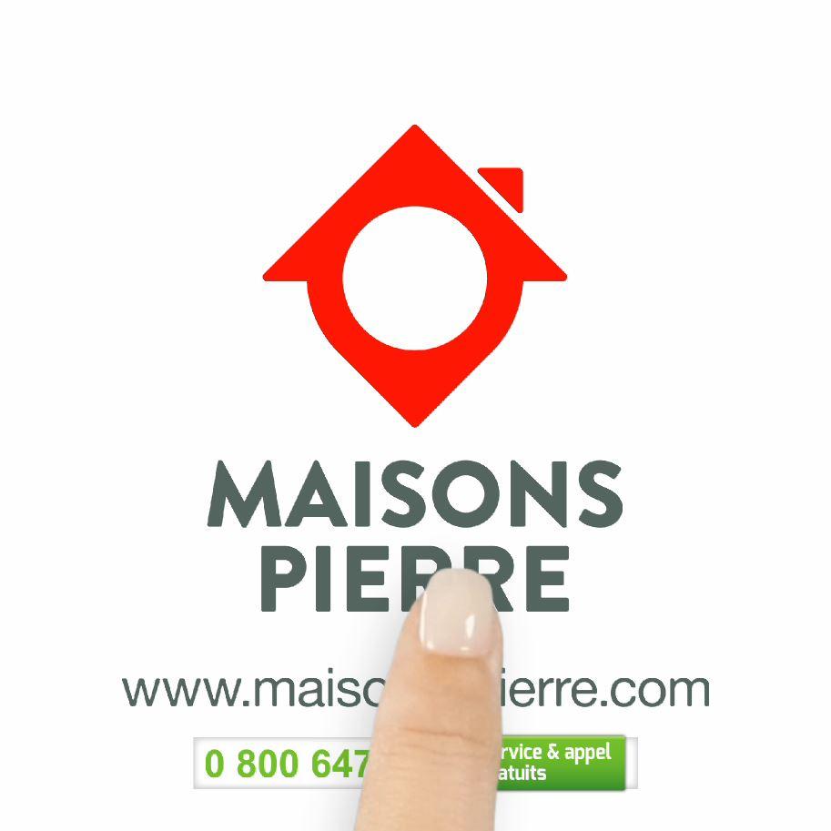 Maisons Pierre campagne vidéo sur les réseaux sociaux posts sponsorisés