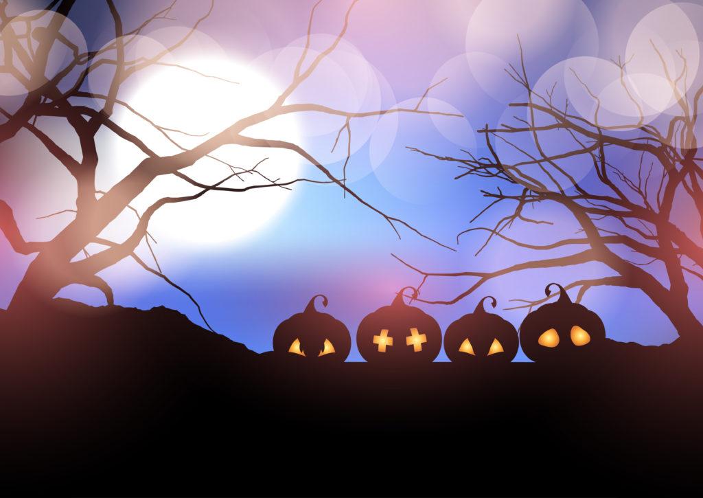 La vidéo pour Halloween