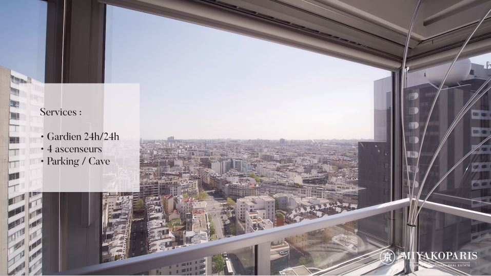 miyako paris visite d'appartement en vidéo